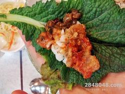 청담역 밥집 - 청숫골