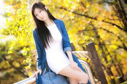 낙산공원에서 담아본 그녀 MODEL: 연다빈 (4-PICS)