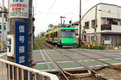 도쿄에서 타는 노면전차 ::도큐 세타카야선