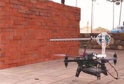 엑스레이 투과 드론 DRONES WITH X-RAY VISION:VIDEO