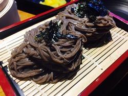 [인천 삼산동 맛집, 굴포천역 맛집] 모밀 전문점 밀방
