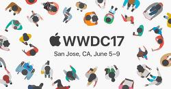 애플, WWDC2017 일정 발표: 6월 5일부터 9일까지 산호세에서