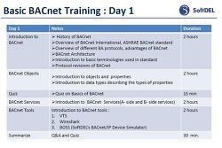 BACnet 교육 참가 신청 안내 입니다.