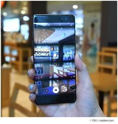 LG G5 광각 사용자가본 갤럭시노트7 카메라