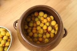 한살림 황매실청 담그기 / 황매실청 담그는 방법
