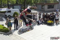 천재 스케이트보더 최재승의 첫 번째 캠퍼스 계단 점프 프로젝트! 서강대학교 알바트로스 계단을 날아라!