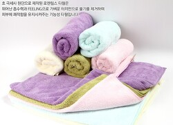 """로렌힐스 수건 구입후기 """"초극세사 타월 10매 Laurenhills Towel 10P"""""""
