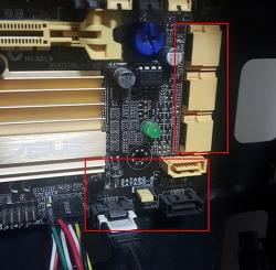 하드디스크 장착 추가 방법, 본체 하드 디스크 연결 인식 조립 설치 방법