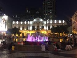 [버락킴의 마카오 여행기] 8. 마카오의 밤은 낮보다 아름답다