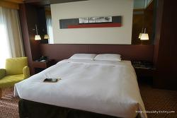 후쿠오카 호텔  그랜드 하얏트 객실 이용후기