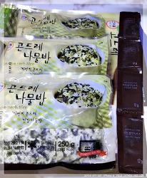 코스트코의 곤드레나물밥