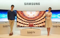 삼성 2세대 퀀텀닷 SUHD TV, 어떤 모습일까?