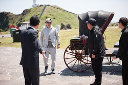 중국영화 용봉거울 제작발표회