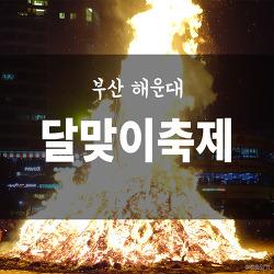 [부산 해운대] 달맞이온천 축제