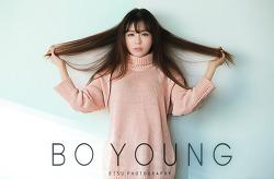 팬카페 촬영회에서 담아본 그녀 :) MODEL: 보영 (5-PICS)