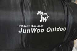 준우 자이언트 침낭, 안전하고 따뜻한 캠핑 해보세요.