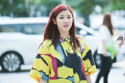 140827 박소현의 러브게임 출근
