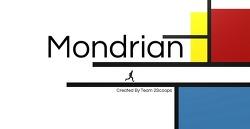 몬드리안 게임 - Mondrian