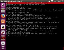 Linux/Ubuntu, Samba 설정하기.