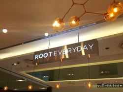 서울 영등포 타임스퀘어 카페 'ROOT EVERYDAY(루트 에브리데이)'
