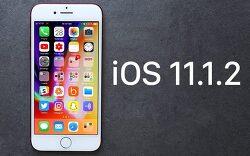 애플 iOS 11.1.2 배포 IPSW 다운로드