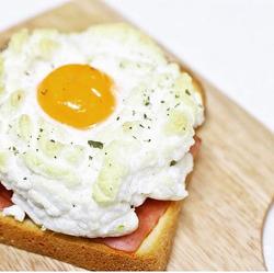 이효리와 아이유가 감탄한 그 맛! '구름달걀(클라우드 에그)' 20분 레시피