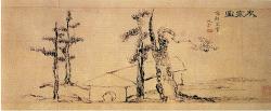 추사(秋史) 김정희(金正喜, 1786∼1856), '세한도의 꿈'