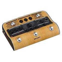 Zoom A3 어쿠스틱 기타 이펙터 - 인풋보정 파트