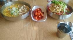 팔당댐 맛집 - 팔당 초계국수 귀한 맛이네^^