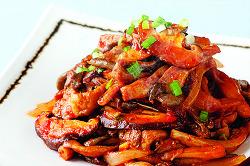 버섯 주물럭 * 쫄깃한 식감으로 고기보다 맛있는 버섯요리!