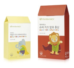 뉴스킨 파마넥스, 어린이 건강기능식품 2종 출시