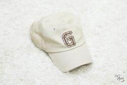 "[Ball cap] Geissele ""G"" Tan Hat."