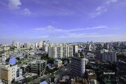 니콘 14-24 초광각 렌즈의 시원스러운 우리마을 풍경