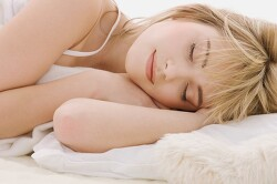 잠 잘자면 뱃살도 빠진다 Moderate Sleep and Less Stress May Help with Weight Loss
