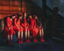 레드벨벳 피카부 Peek-A-Boo 뮤비 캡쳐/움짤