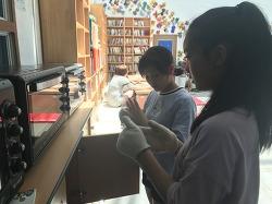 2018꿈이음 파티쉐 베이킹 수업(학교연합)
