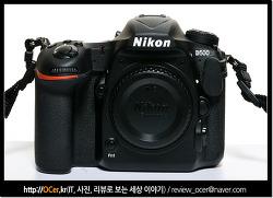 니콘 D500 DX 플래그쉽 DSLR 카메라 개봉기