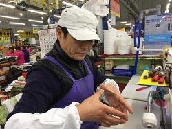 서천특화시장 - 겨울철 활어가 맛이 더 좋은 이유