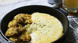 짭짤하고 맛있는 전복 버터구이 만들기