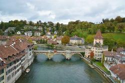 세계문화유산으로 지정된 비현실적 아름다운 도시 스위스의 수도 베른,,   Bern,Swiss