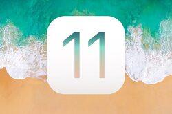 iOS 11 정식 배포 IPSW 다운로드