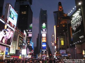 뉴욕 맨해튼 타임스퀘어 (Times Square)