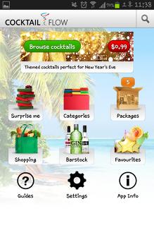 칵테일 만드는 방법 앱/어플 추천 - Cocktail Flow