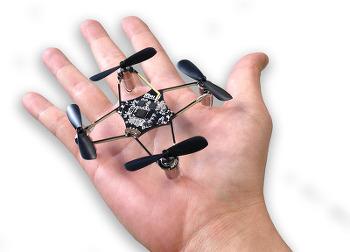 초소형 쿼드콥터 EBFO-QuadV2