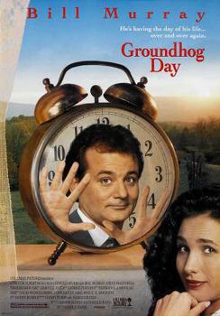 사랑의 블랙홀 Groundhog Day, 1993 ★★★★★