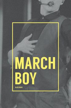 2016 Calender, March Boy