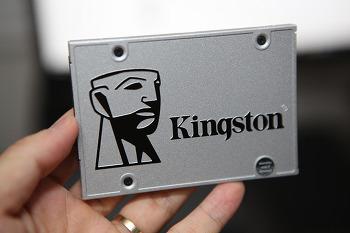 SSD 마이그레이션 쉽게 기존 SSD복제하는 방법 킹스톤 SSDNOW UV400 480GB 대용량SSD
