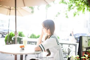 파주 출판단지 야외촬영 김유민 #2