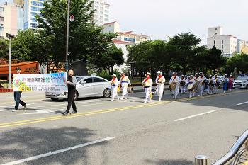 신명나는 주민축제! 거제 옥포2동 화합한마당 사진&드론촬영
