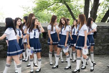 170712 아이돌학교 이채영